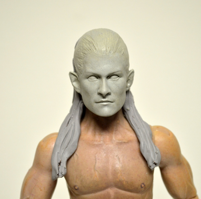 [Asmus Toys] The Lord of the Rings: Legolas Attachment