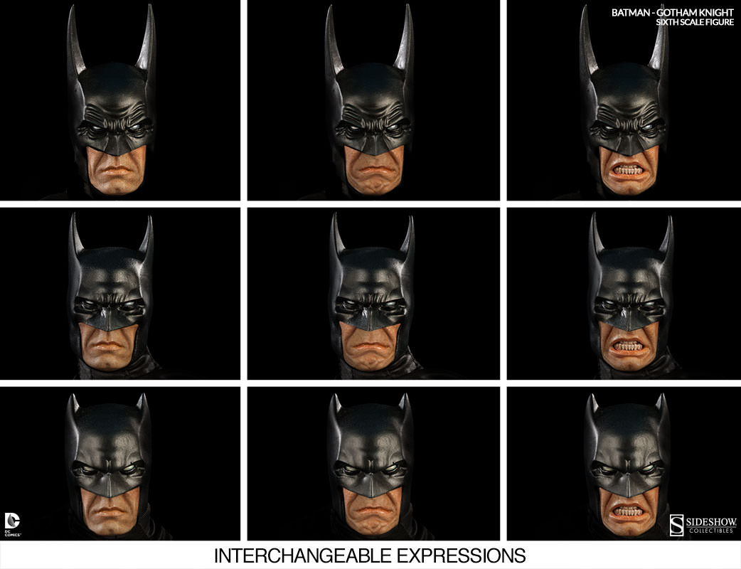 DC - Gotham Knight - BATMAN Attachment