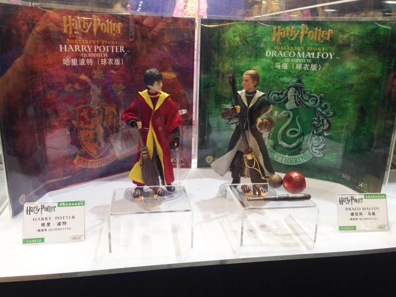 [STAR ACE TOYS] Draco Malfoy Quidditch Attachment