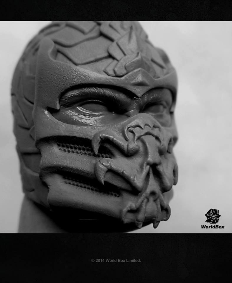 [WORLDBOX] Mortal Kombat - Scorpion Attachment