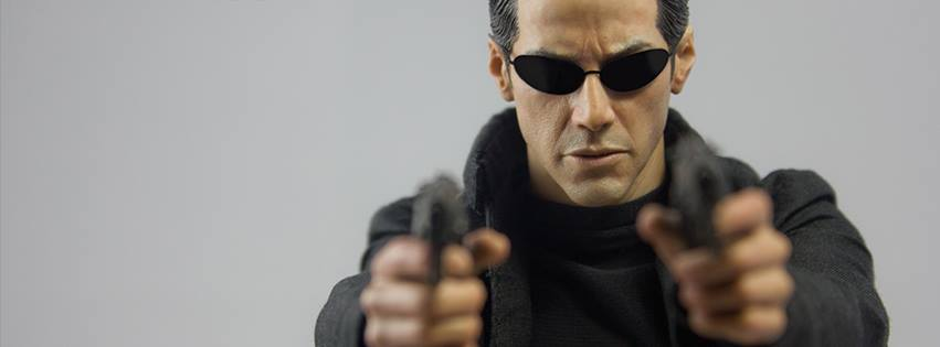 [Iconic Toys] The Matrix - Neo - 1/6 scale Attachment