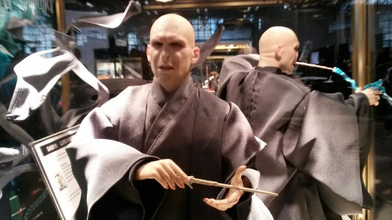 [Star Ace Toys] Harry Potter and the Dealthy Hallows: Lord Voldemort Attachment
