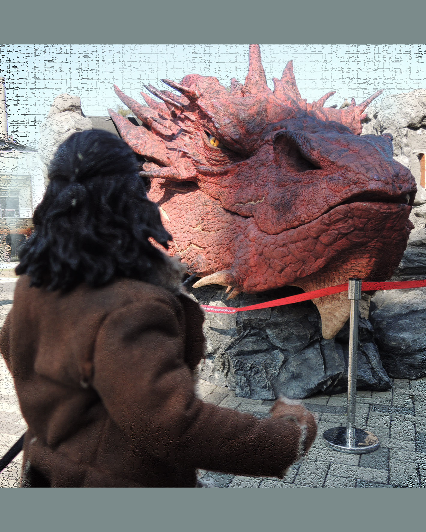 [Asmus Toys] The Hobbit: Bard 1/6 scale Attachment