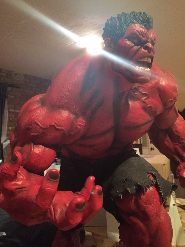 [Sideshow] Red Hulk Premium Format - LANÇADO!!! - Página 15 Attachment