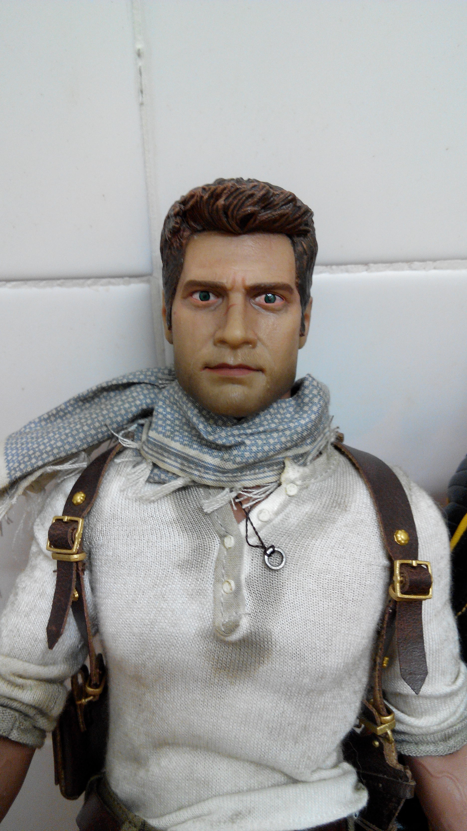 "[Kai Studio] ""Misfortune Guy"" - Nathan Drake - Uncharted 1/6 Attachment"