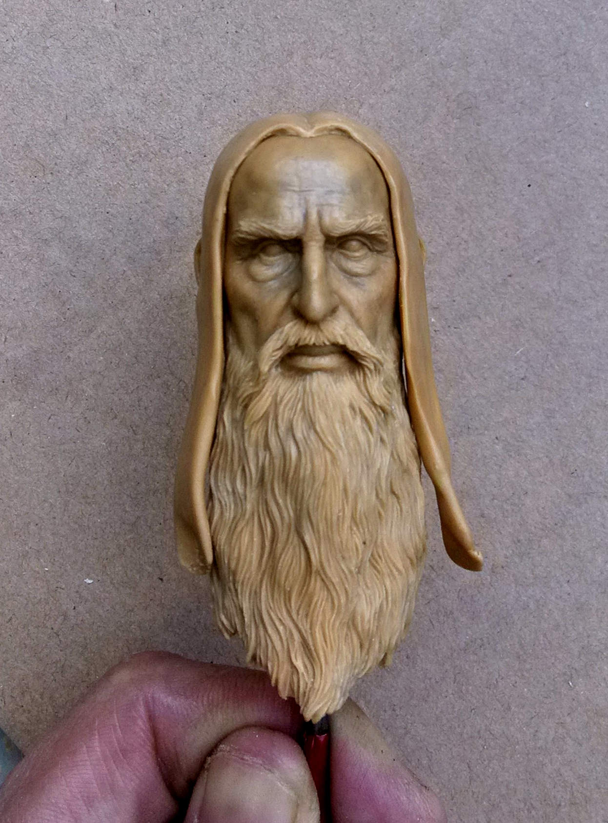 [Asmus Toys] The Lord of the Rings: Saruman - 1/6 scale Attachment