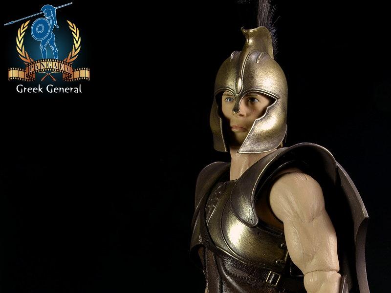 [Pangaea] Greek General 1/6 Attachment