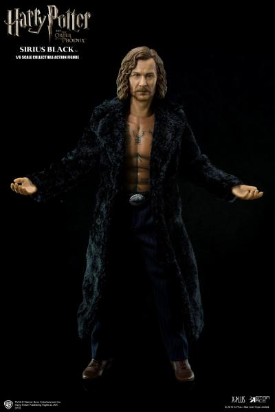 [STAR ACE TOYS] Harry Potter - Sirius Black Attachment